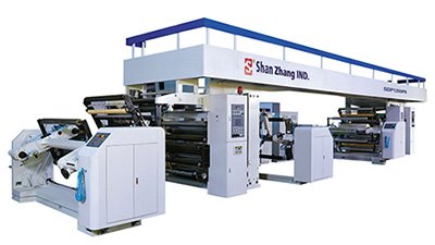 Industrial roll laminator machinery