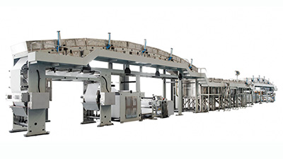 Gravure Coating machines, Squeeze Roll Coater