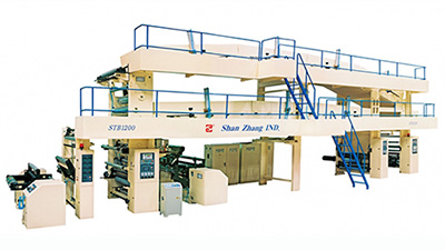 Squeeze Roll Coater Type SC-MP150, Mineral Paper Coating Machine