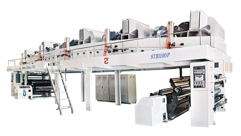Roll Coater Type SC-F120, Single Layer Coating Machine